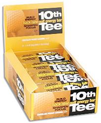 10th Tee Back Nine Energy Bars (12 Pack)