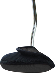 Stealth Golf Club Covers - 2 Ball Putter