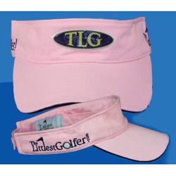 The Littlest Golfer TLG Visor