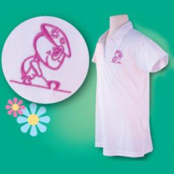 The Littlest Golfer Performance Shirt - Girls