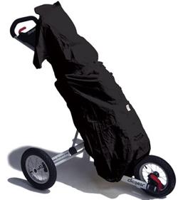 Seaforth Full Bag Slicker - Black