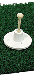 Dura Rubber Friction Tee Holder