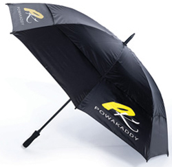 PowaKaddy Staff Windsafe Umbrella
