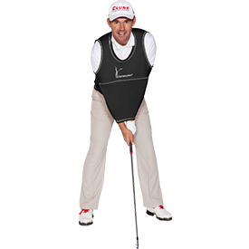 Golf Swing Shirt Training Aid