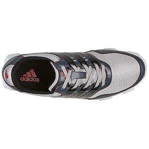 Adidas Crossflex Sport Scarpe Da Golf Uomini 'Alluminio / Nero / Onyx A