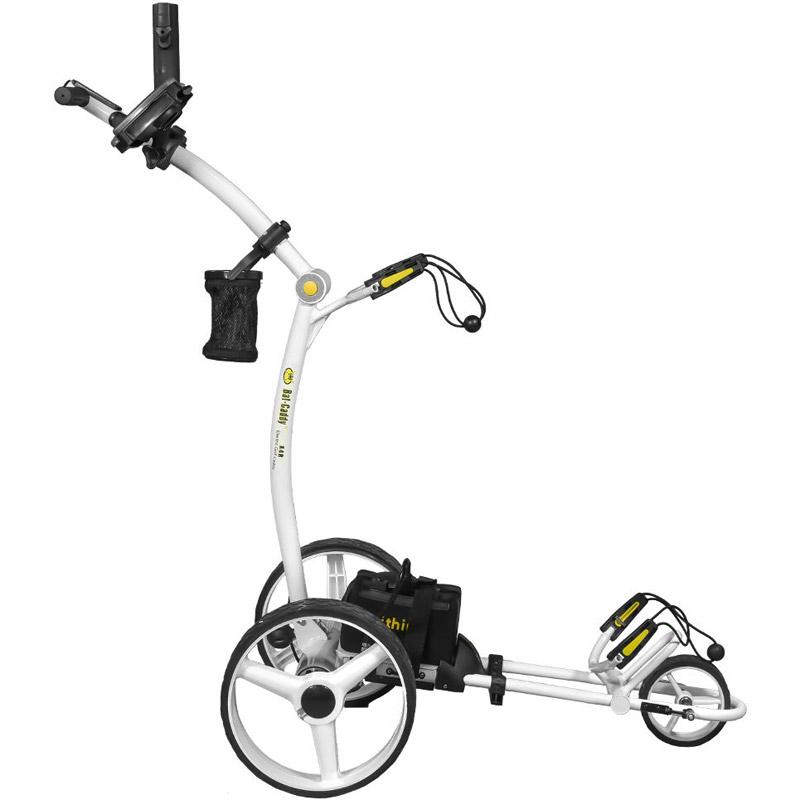 Bat Caddy X4r Lithium Remote Electric Golf Push Cart W