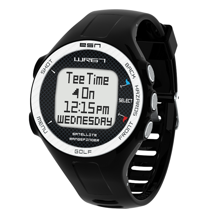 These golf watches can notify you of incoming calls, emails, and texts. While Garmin watches may be good for the green, they do not transition well to that business dinner in the evening. For that, you need the Professional Golf Watch. This award-winning TAG Heuer golf watch was developed with inspiration from Tiger Woods.