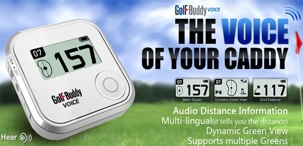 Golf Buddy Voice GPS