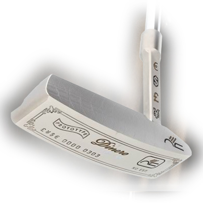 Never Compromise Dinero Series Baron Putter