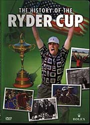 THE HISTORY OF THE RYDER CUP-DVD