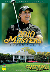 2010 Masters Tournament ñ DVD