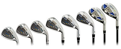 Nickent 3DX RC Iron Set
