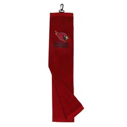 Arizona Cardinals Tri-Fold Towel