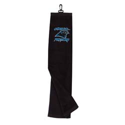 Carolina Panthers Tri-fold Towel