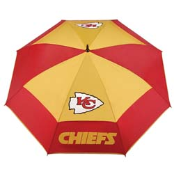 Kansas City Chiefs WindSheer II Umbrella