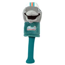 Miami Dolphins Mascot Headcover