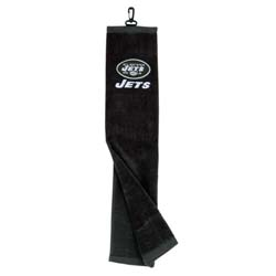New York Jets Tri-Fold Towel