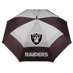 Oakland Raiders WindSheer II Umbrella