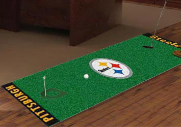 NFL Putting Mats
