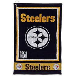 Pittsburgh Steelers Jacquard Towel