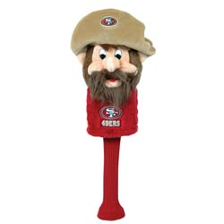 San Francisco 49ers Mascot Headcover