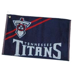 Tennessee Titans Jacquard Towel
