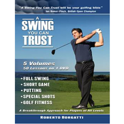 A Swing You Can Trust DVD