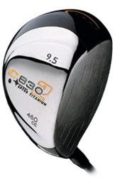 Alpha C830.2 Titanium 460cc Driver