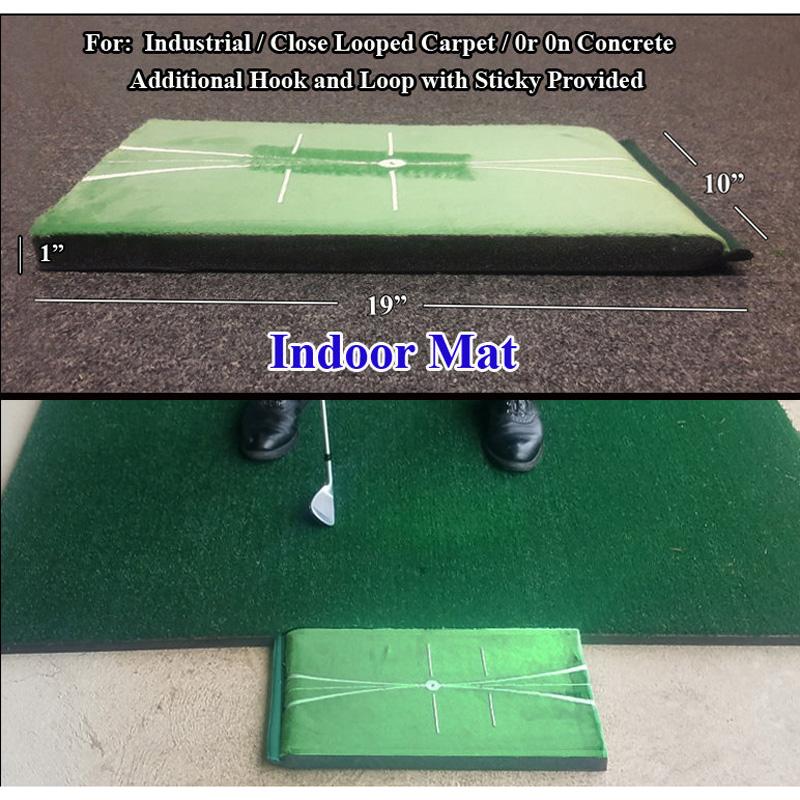 AcuStrike Golf Training Mat - Indoor