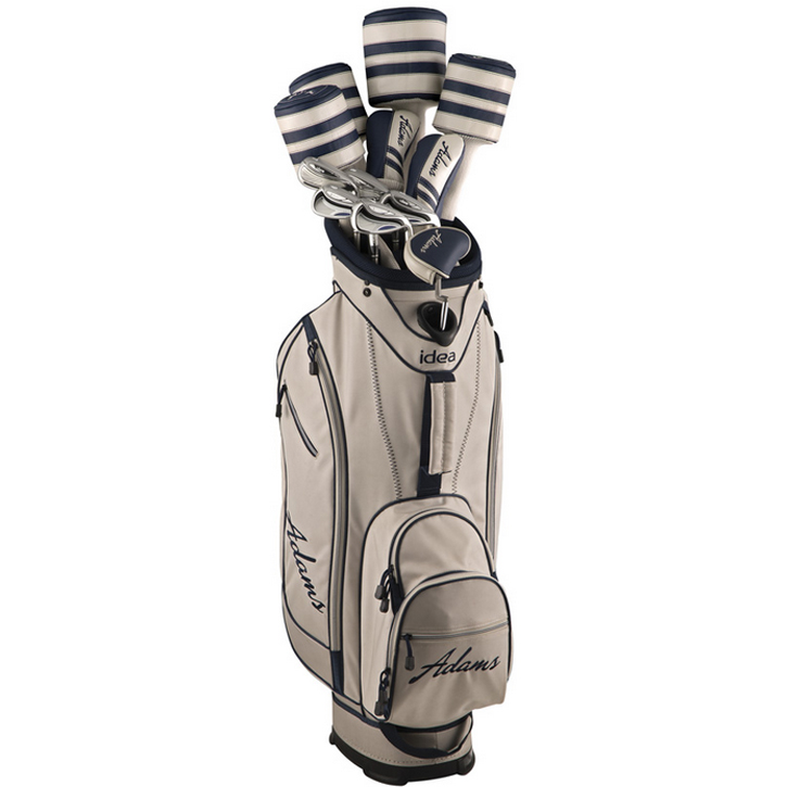Adams Golf New Idea Complete Set - Womens Almond - Pre-Owned