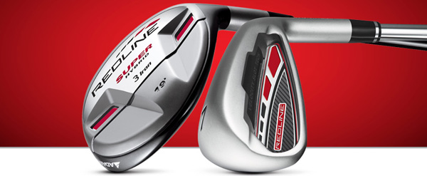 adams redline hybrid iron set products