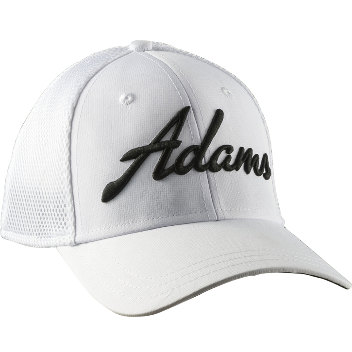 2014 Adams Idea Tour Cap - White