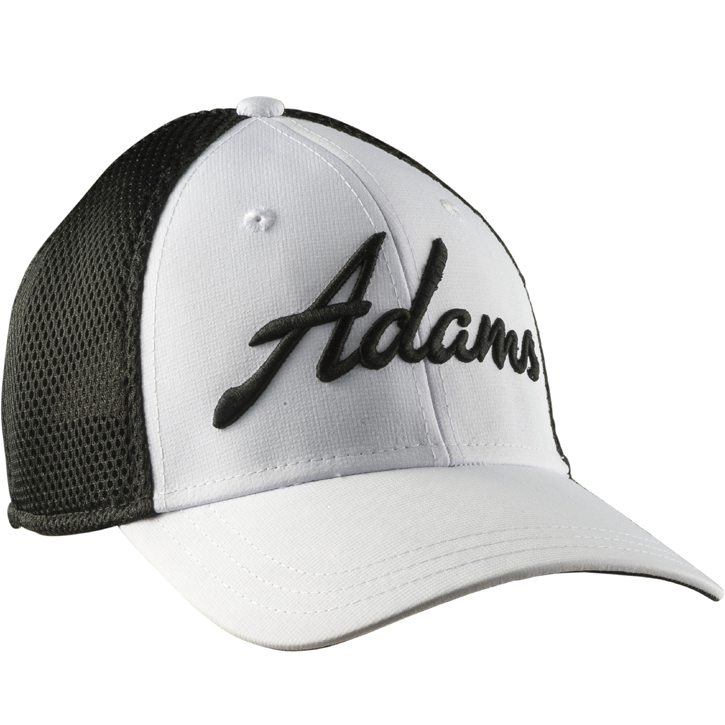 2014 Adams Idea Tour Cap - White/Black