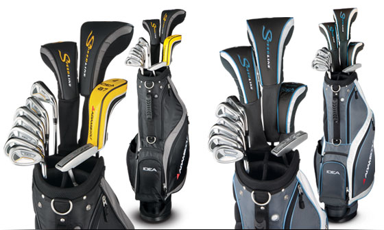 Adams Golf Idea Teen Golf Set