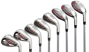 Adams Idea A30S Iron Set