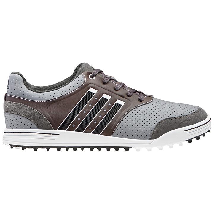 Adidas Adicross III Golf Shoes - Men's Grey/White/Cinder at  InTheHoleGolf.com