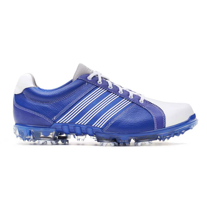 Adidas adicross Tour Golf shoes - Mens Wide White/Blue