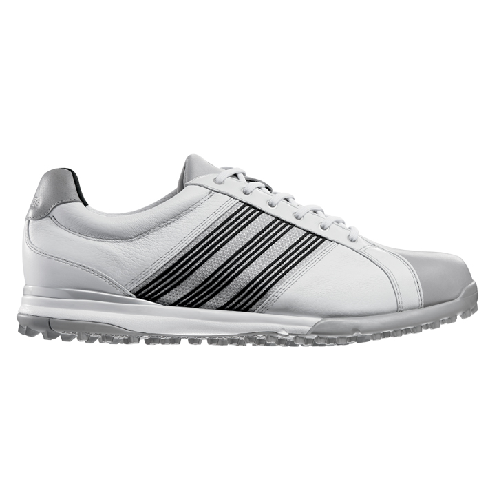 Adidas adicross Tour Spikeless Golf Shoes - White