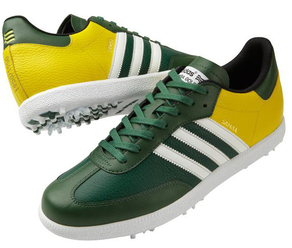 Adidas Samba Mens Golf Shoes - Limited Edition Masters