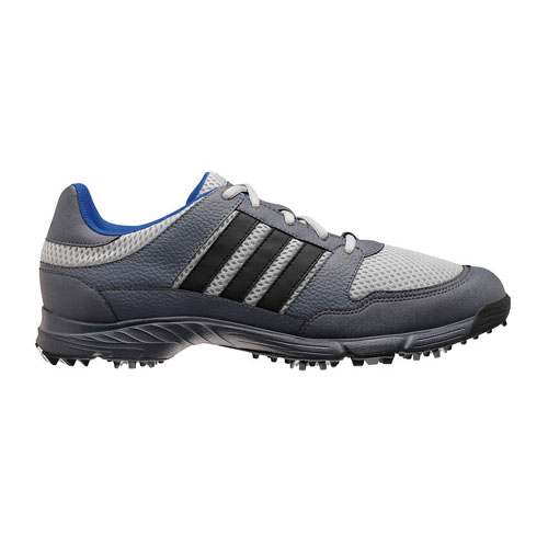 Adidas 2012 Tech Response 4.0 Mens Golf Shoes - Ice Grey/Dark Onix/Black