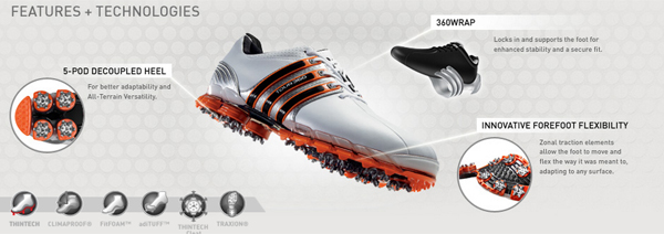 Adidas Tour360 ATV Shoe