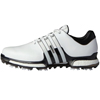Adidas Tour 360 Boost 2.0 Golf Shoes - White/Black