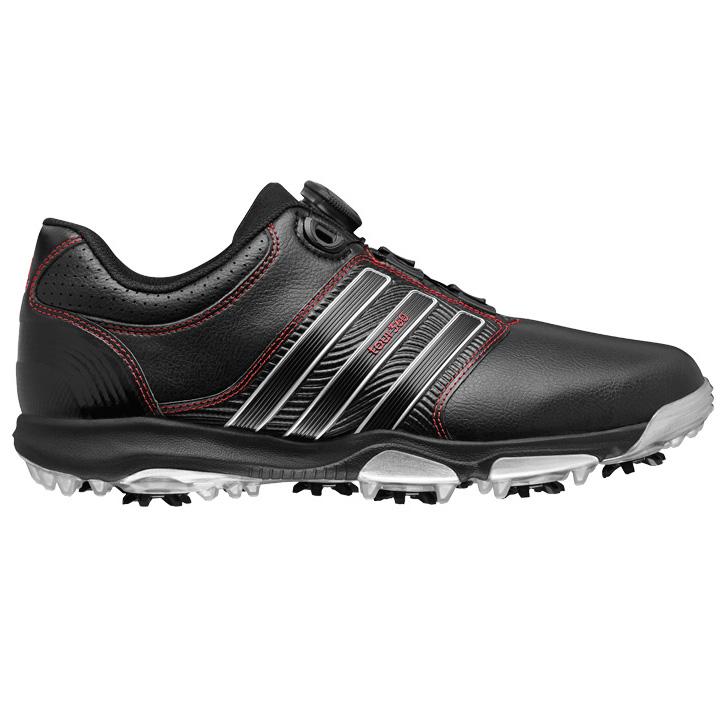 Adidas Tour 360 X Boa Golf Shoes - Black