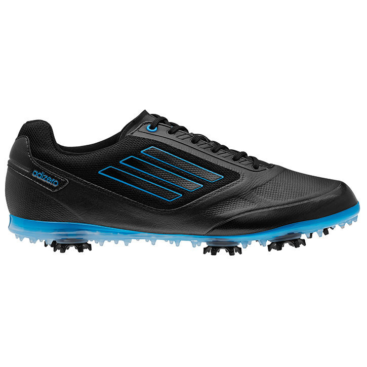 adidas adizero tour ii golf shoes s black blue at