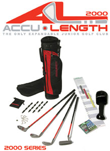 AccuLength 2000 Series Junior Golf Set