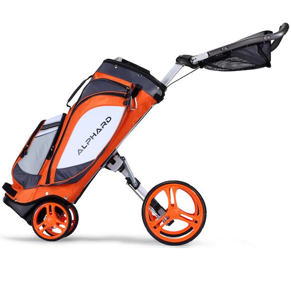 Alphard Duo Lite Golf Push Cart