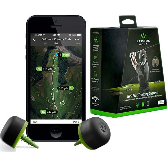 Arccos Golf GPS & Stat Tracking System