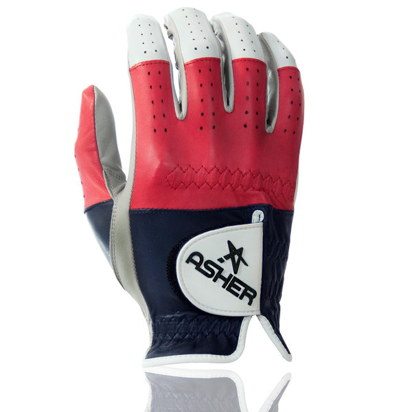 Asher American Golf Glove