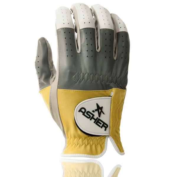 Asher Lemondrop Golf Glove