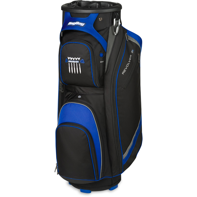 2018 Bag Boy Revolver FX Golf Cart Bag